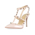Europe fashion popular stud decoration pretty elegant sandals YS-C2489-1-Lovelyshoes.net