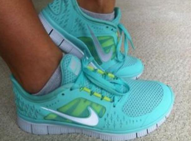 92aa5f13e67a shoes nikes aqua green running