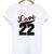 love 22 tshirt