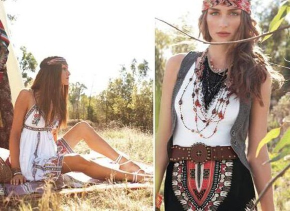 boho coachella festival boho chic summer dress beach dress