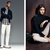Textured Leather Moto Jacket - Outerwear & Jackets - Womens - Armani Exchange