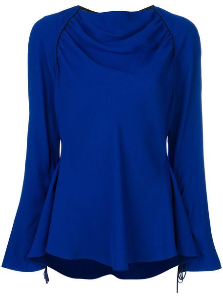 MARNI top women blue