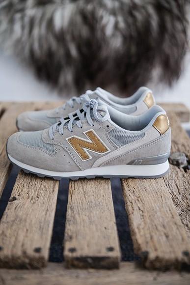 grey nike new balance