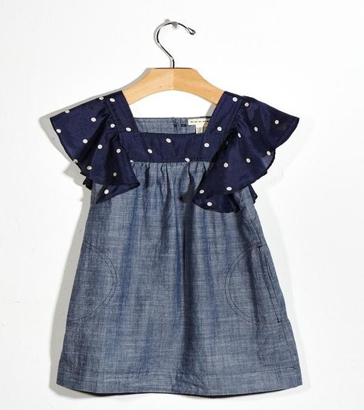 dress denim denim dress baby baby dress, baby clothes summer babydoll dress cute baby dress