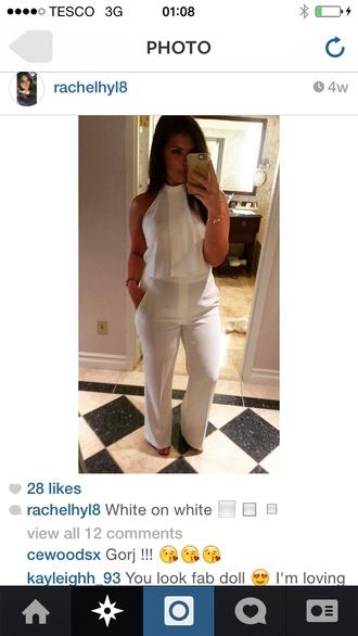pants hight waisted white pants