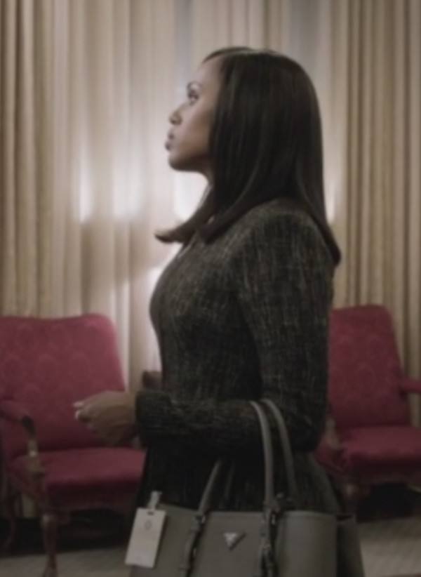 jacket kerry washington scandal tweed jacket bag