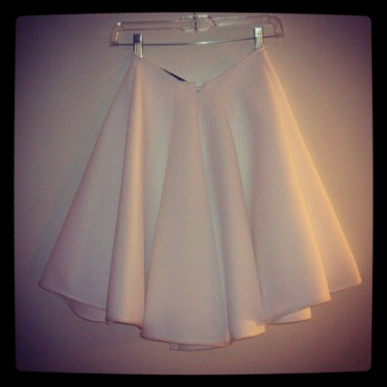 Nova poodle skirt - Laquan Smith