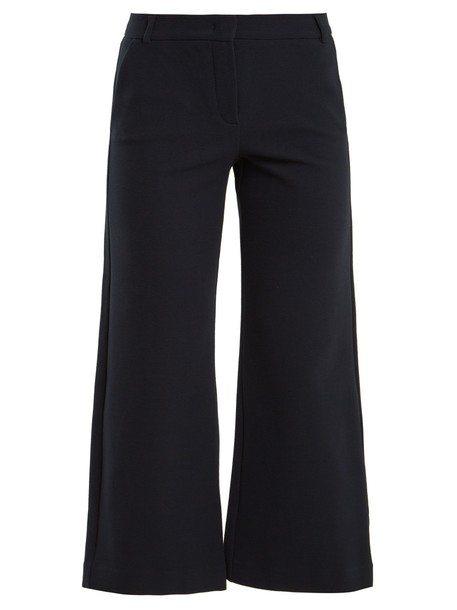WEEKEND MAX MARA navy pants