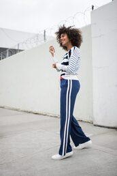 pants,top,sneakers,blue pants,sport pants,grey sweatpants,sweatpants