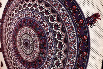 home accessory hippie wall hanging magical thinking wall hanging wall tapestry dorm decor wall tapestry red blue indian tapestry mandala round mandala hippie hippie tapestry beach indian beach roundies beach tapestry yoga
