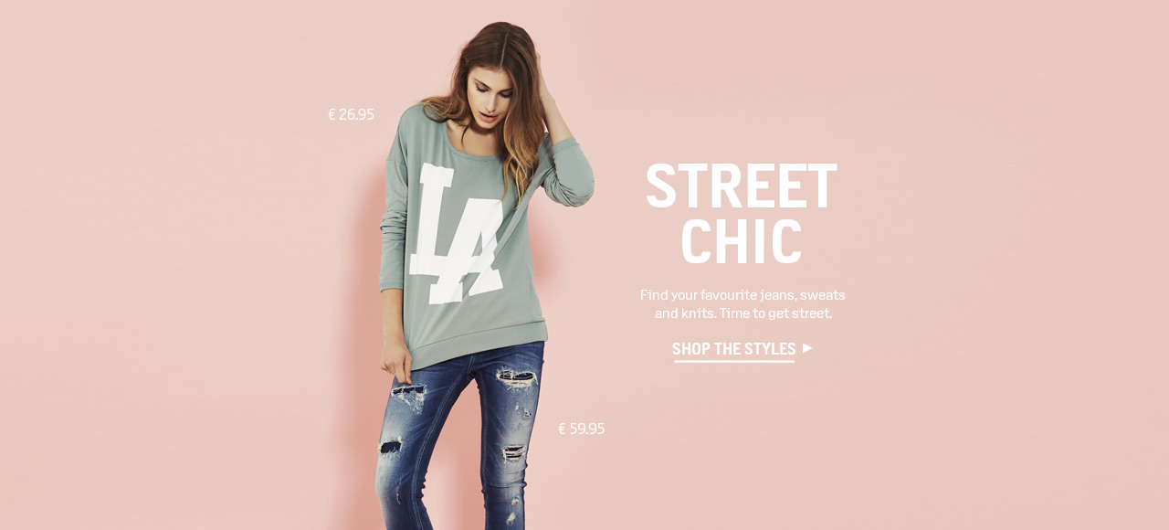 VERO MODA | Shop women's clothes & fashion online | Official shop