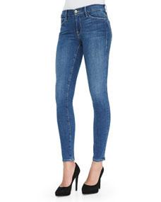 FRAME Culver Le Skinny De Jeanne Skinny Jeans, Blue