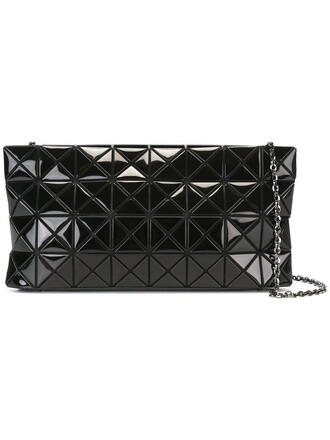 women quilted bag shoulder bag black