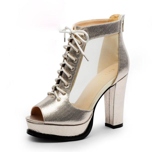 shoes women 24chinabuy lady spring fashion high heels