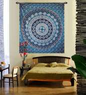 home accessory,hippie,tapestry,dark blue,blue,aztec,boho,bohemian,boho decor,pretty,tribal pattern,jewels,indie,bedding,bedroom,boho bedding,mandala,elephant,elephant print,elephant tapestry,wall decor,mandala wall hanging,hippie wall hanging,wall paper,mandala fabric,cotton,tumblr,Handicrunch,colorful,home decor,holiday season,homies,holiday home decor,home stickers,indian,indian bed spread,indian bedcover,print,printed tapestry,dorm tapestry,dorm decoration,dorm room,scarf,carpet,gypsy,hippy vibe,hipster vibe,urban,vintage,blanket,throw,throw blanket,psychedelic,psychedelic tapestries,stylish