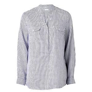 Stripe Linen Shirt - Blue Stripe | Target Australia