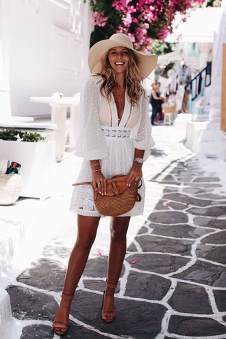 dress boho boho dress summer dress summer summer outfits ahite and black white white dress spring spring outfits ootd circle skirt cute cute dress cute outfits lace dress lace
