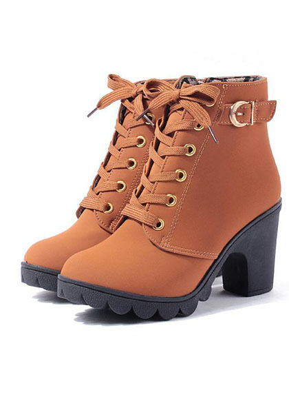 ankle snow boots autumn winter shoes