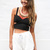 White Shorts - White drawstring shorts | UsTrendy