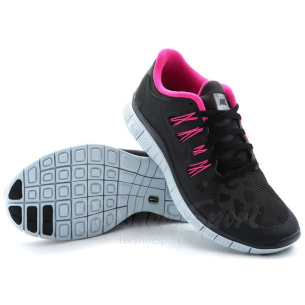 10f202164ffc shoes nike nike running shoes nike free run nike sneakers black pink nike  free run 5.0