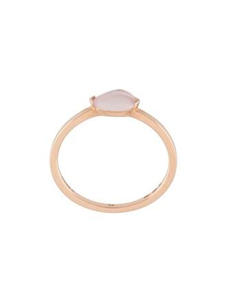 ring blush metallic jewels