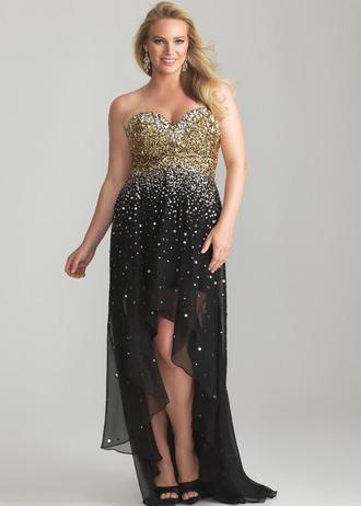 dress black prom gold glitter long long prom dress sexy