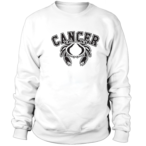 Cancer The Zodiac Sweatshirt
