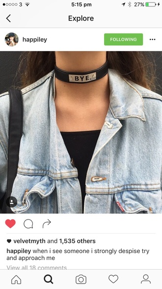 jewels necklace choker necklace choker collar black choker soft grunge choker tumblr cute accessories
