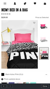 home accessory,bedding,victoria's secret