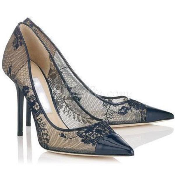Jimmy Choo High Heel Shoes