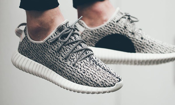 yeezy shoes adidas black and white