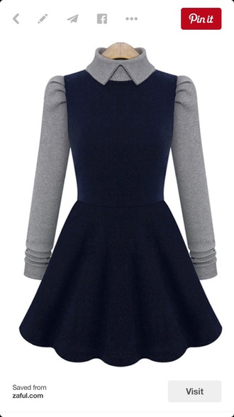 jumpsuit school uniform navy jumper jumper dress