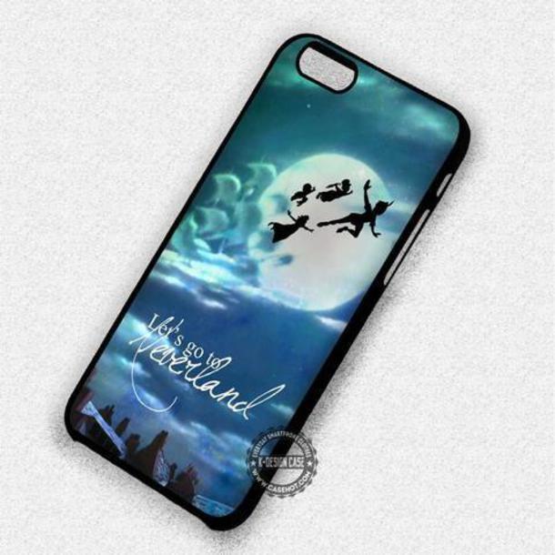 DISNEY TINKERBELL PETER PAN iphone case