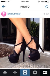 shoes,booties,heels,pumps,net,open toes,amiclubwear heels,platform shoes,platform high heels,booties peep toe wedge,amiclubwear