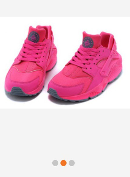 shoes pink girly sneakers