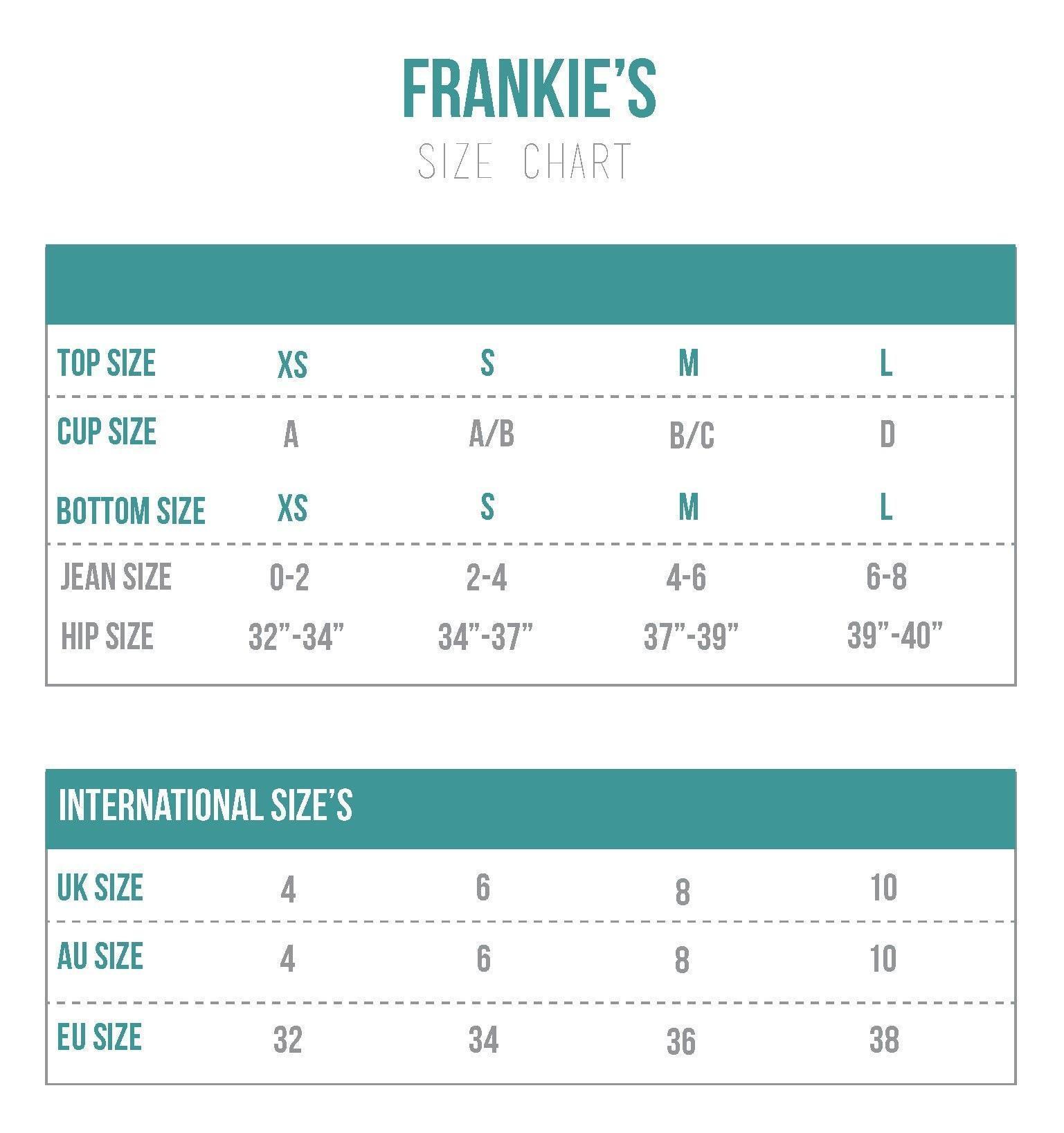 Frankie's Bikinis Pink Peony Tanner Top