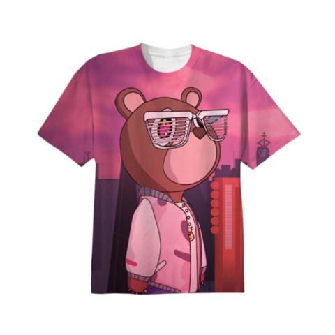 Kanye bear created by yungsuave