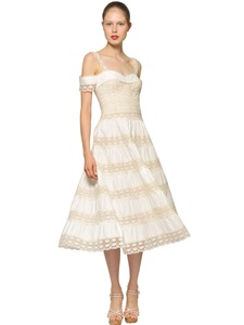 DRESSES - LUISA BECCARIA -  LUISAVIAROMA.COM - WOMEN'S CLOTHING - SPRING SUMMER 2014