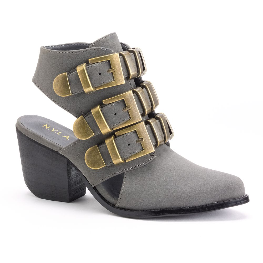 NYLA Women's Ankle Boots