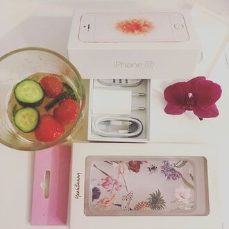 phone cover yeah bunny floral cute garden sweet girly pastel iphone cover iphone case iphone pineapple print