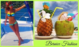 swimwear bikini beachwear