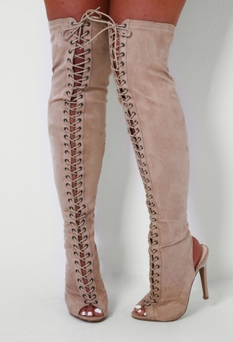 shoes lovely thigh high boots over the knee boots