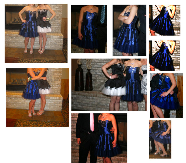 dress purple purple dress navy navy dress short dress prom prom dress homecoming dress homecoming