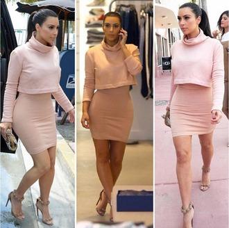 kim kardashian two-piece