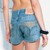 Studded shorts - Pop Sick Vintage