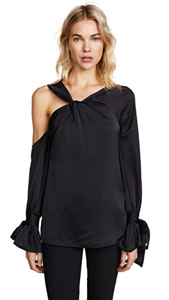 C/MEO COLLECTIVE top black