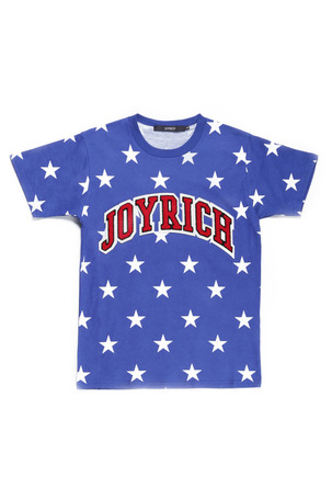 ALL STAR TEE / BLUE - JOYRICH Store