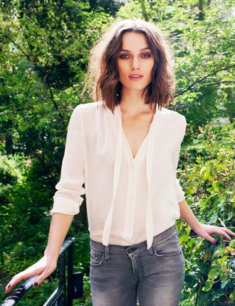 blouse keira knightley