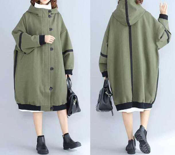 coat windbreaker