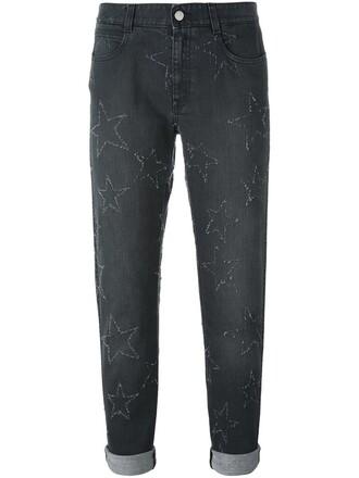 jeans fit grey